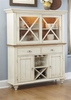 Liberty Furniture - Ocean Isle Buffet & Hutch  - 303-CD-HB