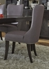 Liberty Furniture - Platinum Upholstered Side Chair (Set of 2) - Grey - 861-C6501S-G