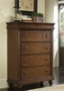 Liberty Furniture - Rustic Traditions 5 Drawer Chest - 589-BR41