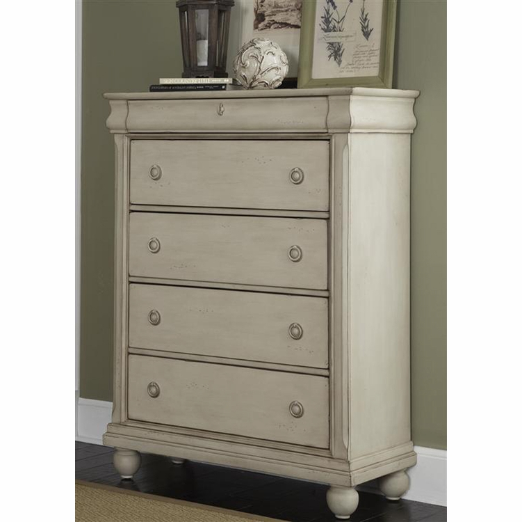 Liberty Furniture Rustic Traditions Ii 5 Drawer Chest