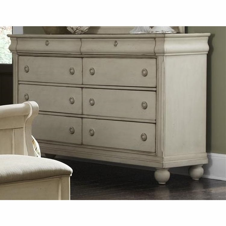 Liberty Furniture - Rustic Traditions II 8 Drawer Dresser - 689-BR31