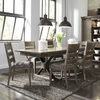 Liberty Furniture - Sonoma Road 7 Piece Trestle Table Set  - 473-DR-7TRS