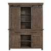 Liberty Furniture - Sonoma Road Buffet & Hutch - 473-DR-HB