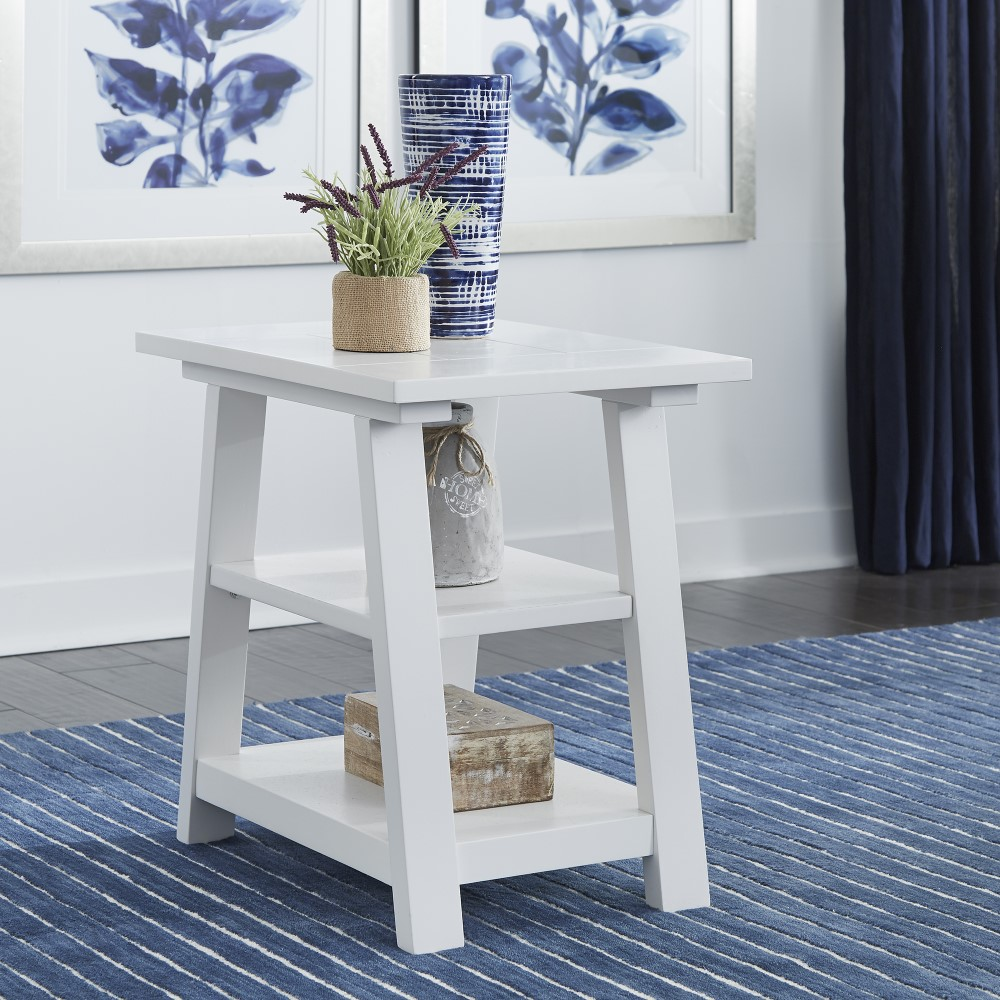 Liberty Furniture Summer House Chair Side Table 607 Ot1021