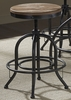 Liberty Furniture - Vintage 24 Inch Barstool (Set of 2) - 179-B000324