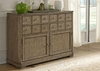 Liberty Furniture - Weatherford Server - 645-SR5238