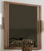 Ligna - Tribeca Mirror in Graphite - 9313 GR