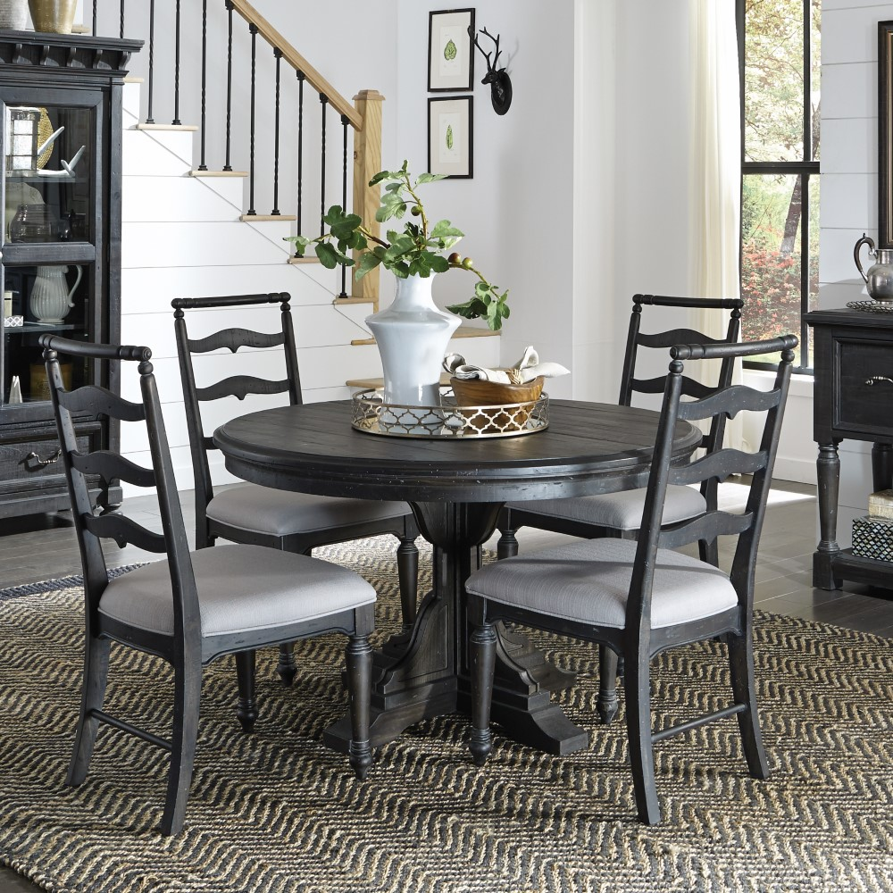 Magnussen - Bedford Corners Round Dining Table - D4282-22