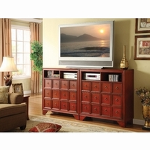 Media Cabinets by Coast to Coast Imports