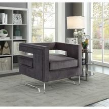 Modern Accent Chairs by Meridian Furniture