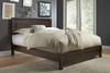 Modus Furniture - Element King Size Platform Bed in Chocolate Brown - 4G22F7