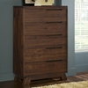 Modus Furniture - Portland Solid Wood Chest - 7Z4884