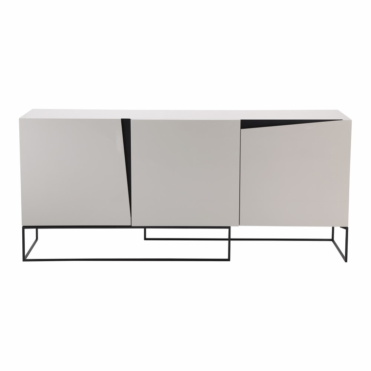 Moe's Home - Albion Sideboard Taupe - CT-1008-18