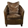 Moe's Home - Charlston Club Chair in Brown - PK-1001-20
