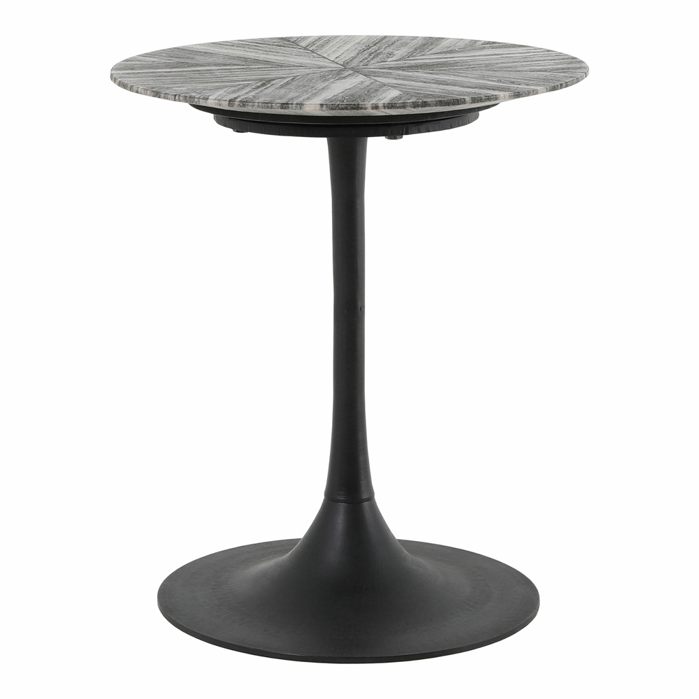 - Moe's Home - Nyles Marble Accent Table - GK-1006-37