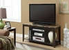 "Monarch Specialties - Cappuccino / Marble Top 48""L Tv Console - I 3525"
