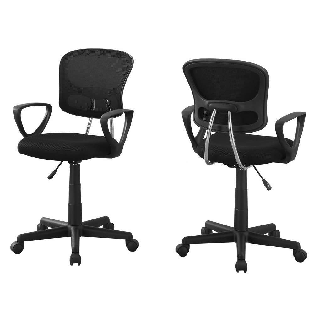 Awe Inspiring Monarch Specialties Office Chair Black Mesh Juvenile Multi Position I 7260 Gmtry Best Dining Table And Chair Ideas Images Gmtryco