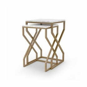 Nesting Tables by Four Hands