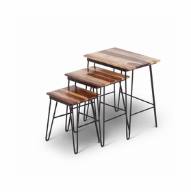 Nesting Tables by Steve Silver