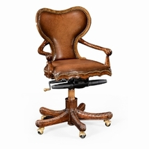 Office Chairs by Jonathan Charles Fine Furniture