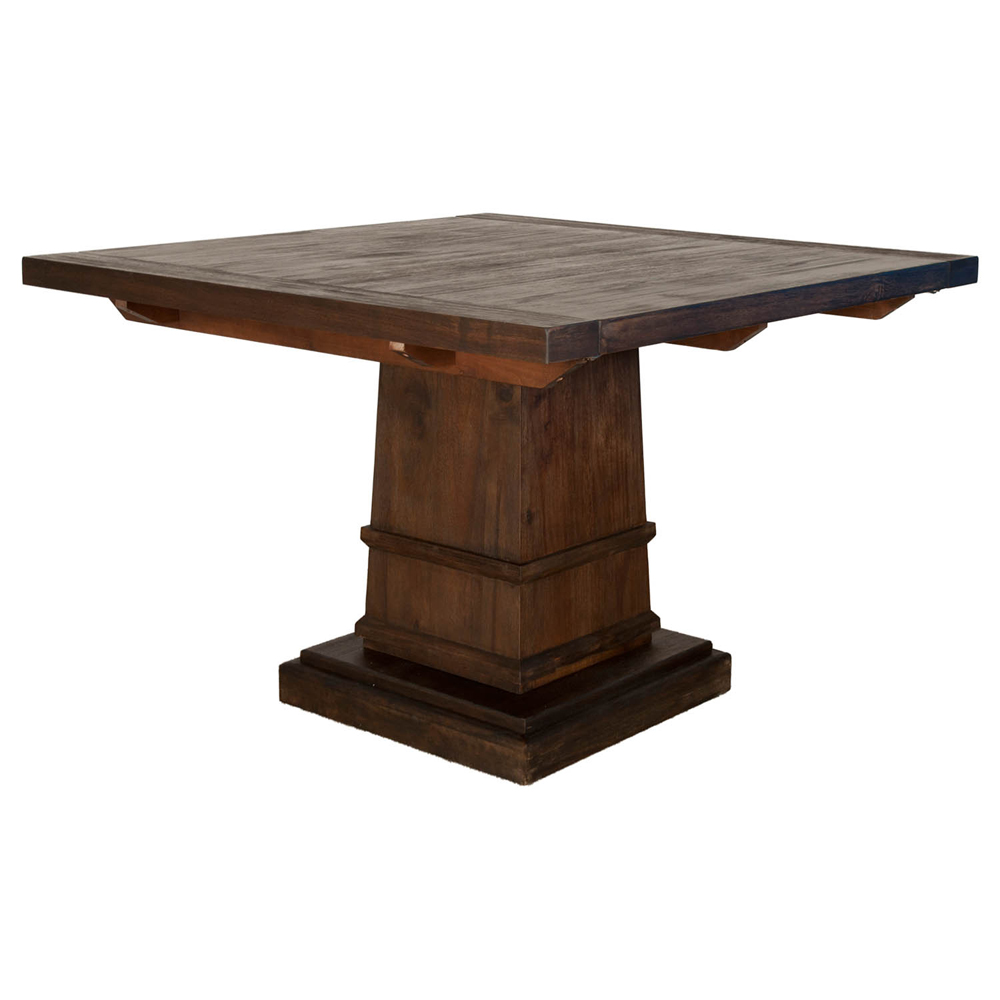 Square Extension Dining Table 6031 Rjav Click To Expand