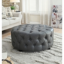 Ottomans by Furniture of America