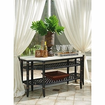 Outdoor Console Tables by Tommy Bahama Home