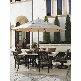 Outdoor Dining Tables by Tommy Bahama Home