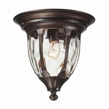 Outdoor Flushmount Lamps by ELK Lighting