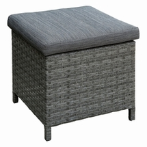 Outdoor Ottomans by Furniture of America