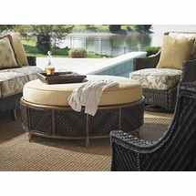 Outdoor Ottomans by Tommy Bahama Home