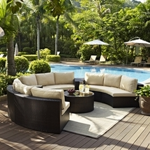 Outdoor Sofa Sets by Crosley