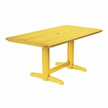 Outdoor Tables by CR Plastic Products