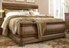 Universal Furniture - New Lou Louie Ps Queen Sleigh Bed - 07175B