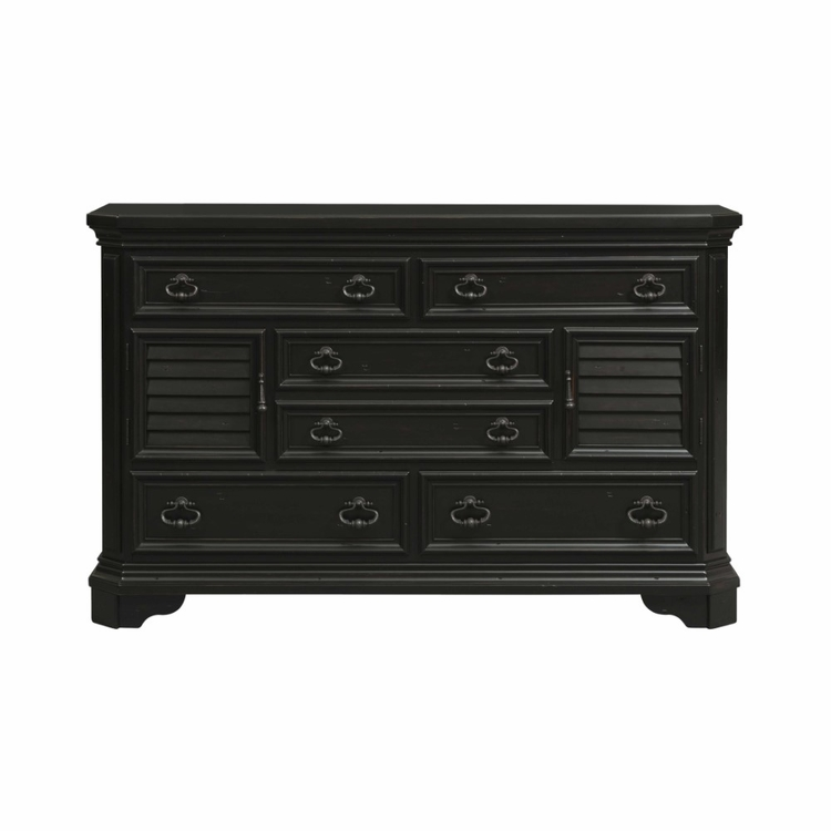 Picket House Furnishings - Bradshaw Dresser in Espresso - HC600DR