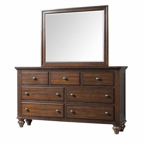 Picket House Furnishings - Channing Dresser & Mirror - CH555DRMR