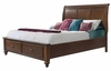 Picket House Furnishings - Channing Queen Platform Bed - CH777QB