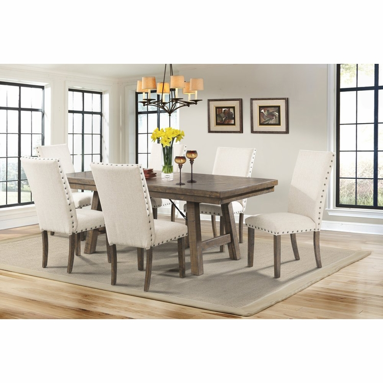 Picket House Furnishings - Dex Dining Table & 6 Side Chairs - DJX100S7PC