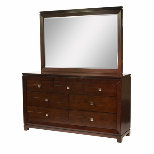 Picket House Furnishings - Easton Dresser And Mirror - LN600DRMR