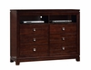 Picket House Furnishings - Easton Tv Chest  - LN600TV