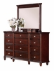 Picket House Furnishings - Gavin Dresser And Mirror - HM100DRMR