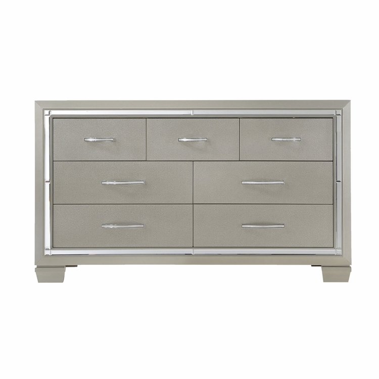 Picket House Furnishings - Glamour Dresser - LT100DR