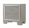 Picket House Furnishings - Glamour Nightstand - LT100NS