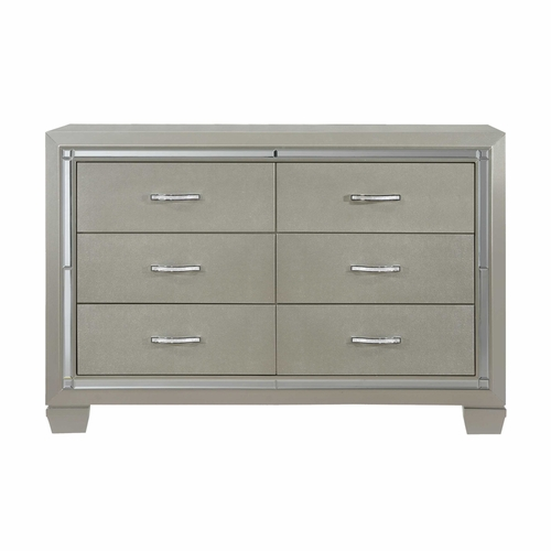 Picket House Furnishings - Glamour Youth Dresser - LT111DR