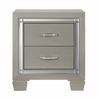 Picket House Furnishings - Glamour Youth Nightstand - LT111NS
