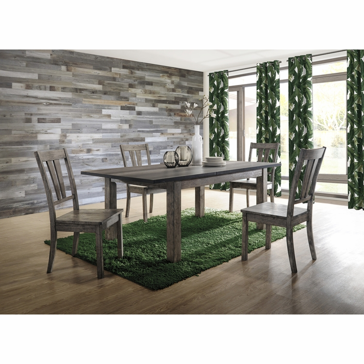 Picket House Furnishings - Grayson Dining 5PC Set - DNH100CW5PC