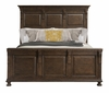 Picket House Furnishings - Henry Queen Panel Bed - HX600QB