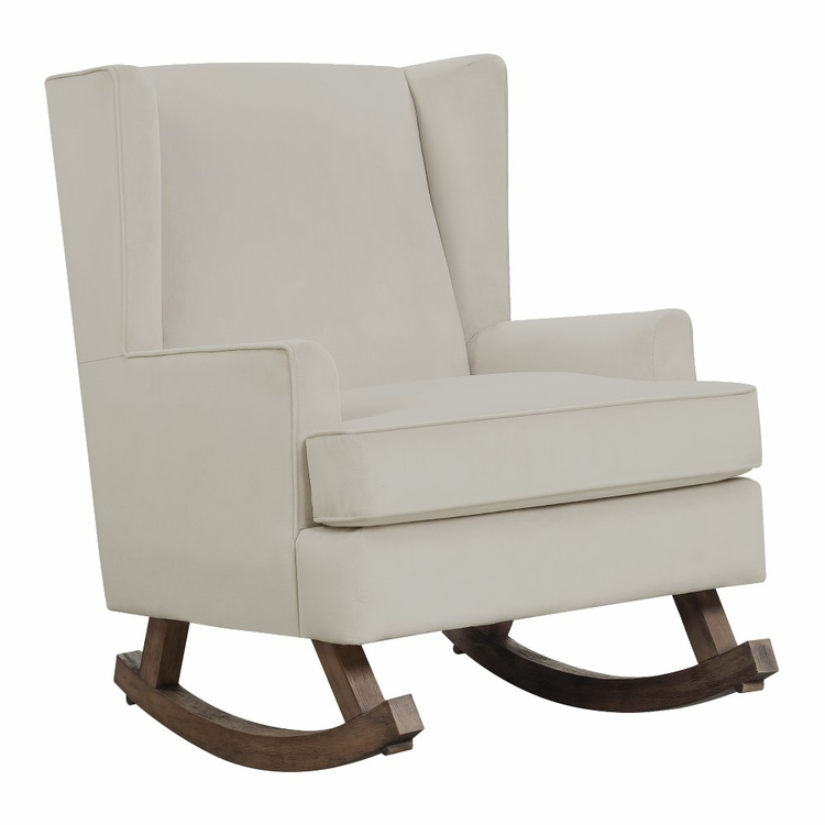 Picket House Furnishings - Lily Glider Chair in Buckwheat - USS051101G