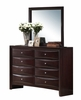 Picket House Furnishings - Madison Dresser and Mirror - EM200DRMR
