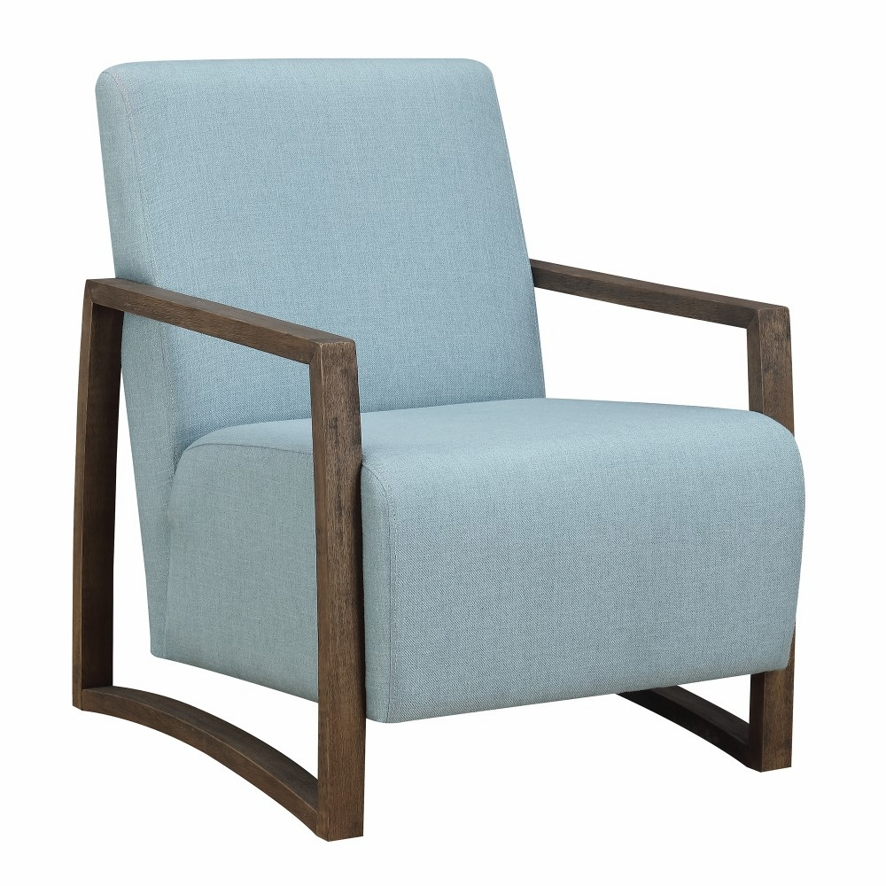 Picket House Furnishings Maverick Accent Chair In Light